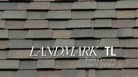 landmark tl  year shingles  sale   roofing store