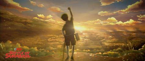 film animasi clay pertama dirilis pada animasi layar lebar battle of surabaya berjaya di festival