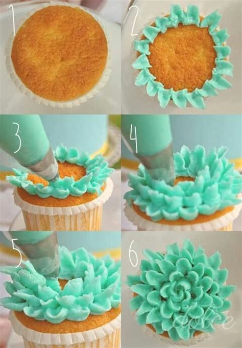 easy and fun cupcake decorating idea cakes cupcakes and pies oh my pinterest