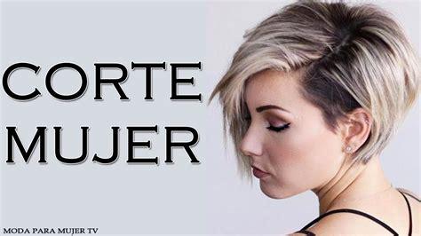 fotos de cortes corto de mujer 2016 corte mujer cabello corto 2017 2018 tendencias para