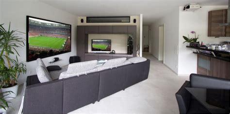 heimkino im wohnzimmer holz lounge selber bauen carprola for