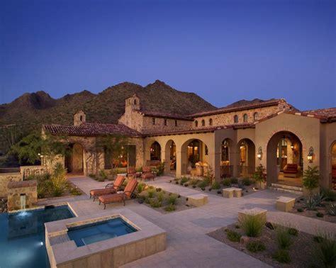arizona style homes high desert luxury calvis wyant custom homes scottsdale
