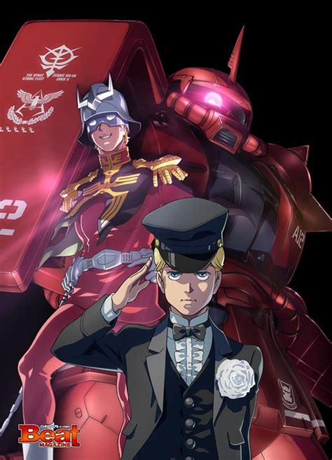 gundam origin wallpaper l anime gundam the origin oav 1 en preview vid 233 o vostfr