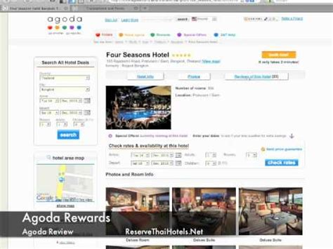 agoda cancel booking agoda hotel reservation site review youtube