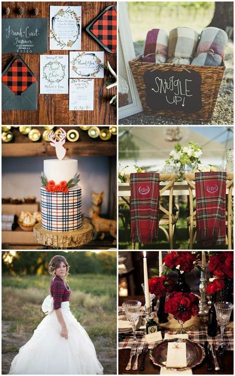 1000  images about Scottish Plaid Wedding Dresses