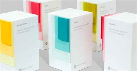 Materials For Design material design awards 2016 articles design