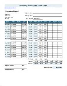 Time Clock Sheet Template by Time Sheet Template For Excel Timesheet Calculator