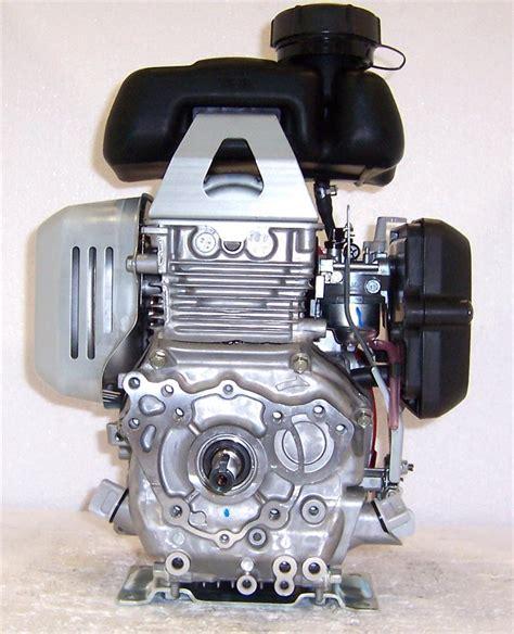 honda horizontal engine  net hp cc ohv     gx qa