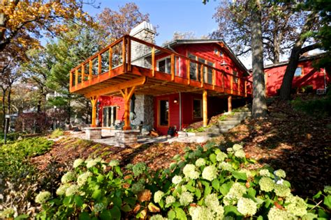 created  dream lake home  whitewater lake  central