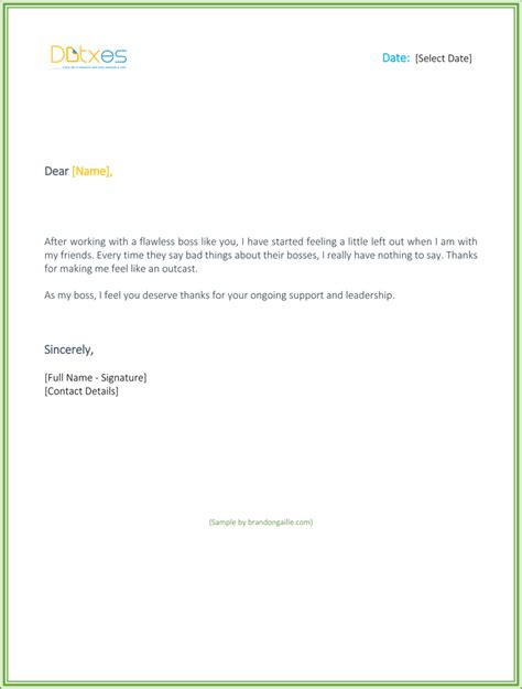 thank you letter to your thank you for your support letter best sle letters