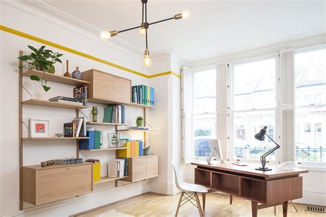 home office scandinavian workspace www my full house com yam studios scandinavian interior design london