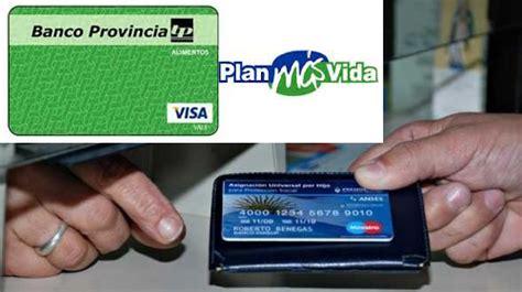 Asignacion Universal Por Hijo Visa Devito Consultar Saldo | asignacion universal por hijo y plan mas vida es posible