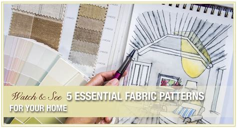 amitha s guide to choosing fabric patterns for curtains