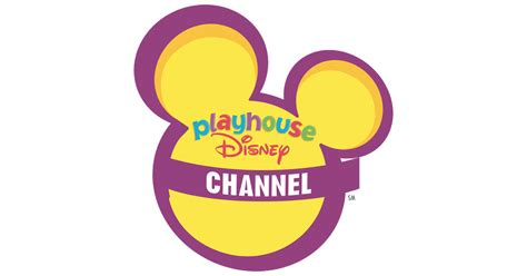 playhouse disney blend of logo playhouse disney channel logo