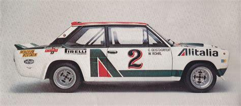 Auto Rally Usa by Fiat 131 Abarth 2675886