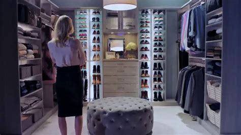 commercial actress for hire inspired closets tv commercial interview inspiration
