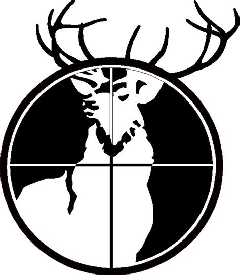Target Wall Art Stickers deer hunting logos pictures to pin on pinterest pinsdaddy