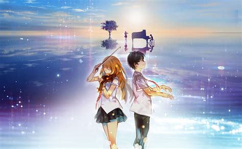 Your Lie In April 2 hikaru nara goose house your lie in april ost