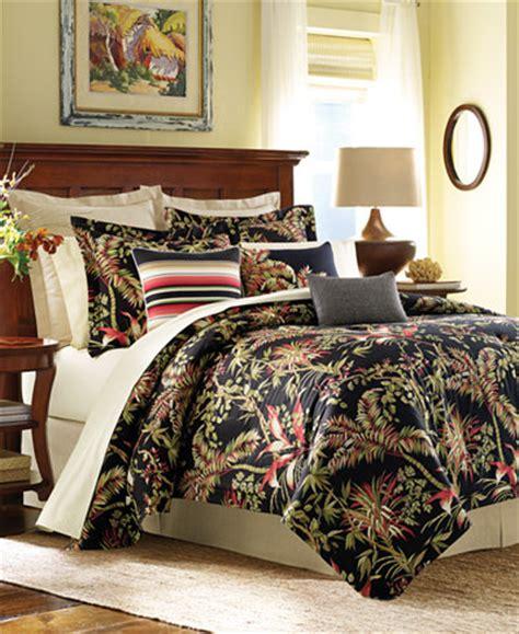 tommy bahama down alternative comforter tommy bahama home jungle drive floral print comforter sets