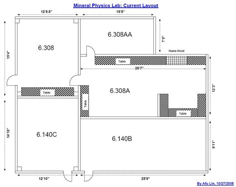 2 Story Floor Plans mineral physics lab professor jung fu lin s research group