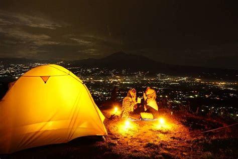 bukit alesano spot camping kece  menikmati bogor