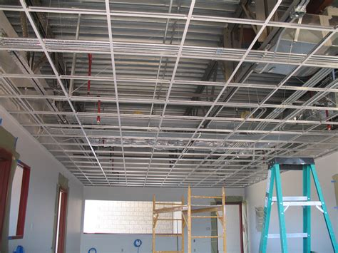 erco ceiling installation and interior supply