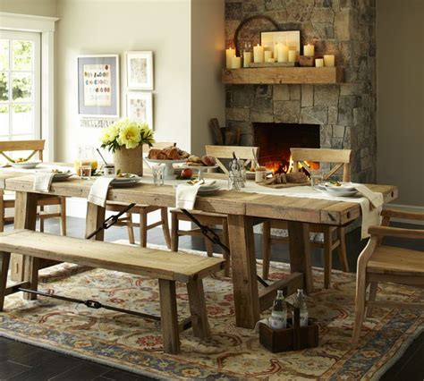 barn dining room table dining table dining table like pottery barn