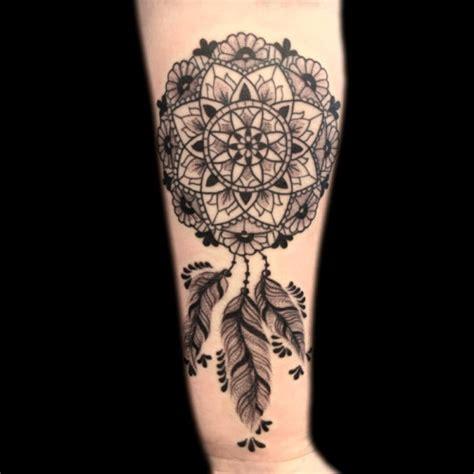 tattoo mandala dreamcatcher 72 mysterious dream catcher tattoos design mens craze