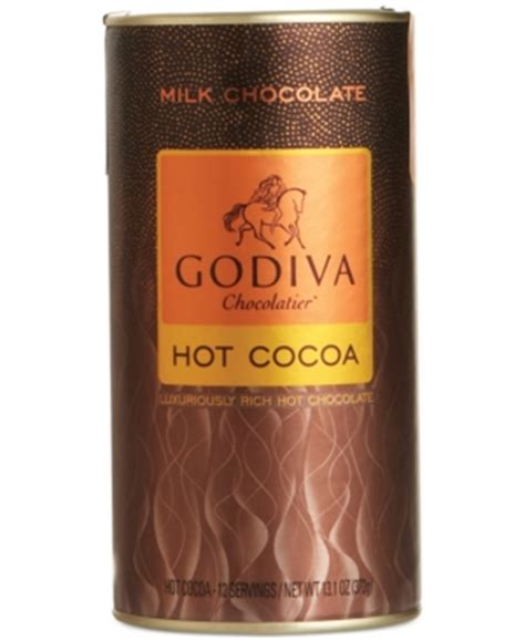 harrods chocolatier dark hot chocolate upc 031290074624 godiva chocolatier milk chocolate hot