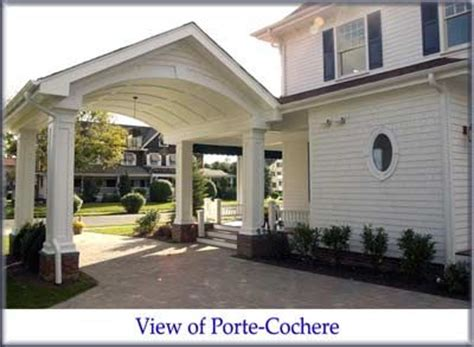 carport porte cochere 34 best images about porte cochere on pinterest roof