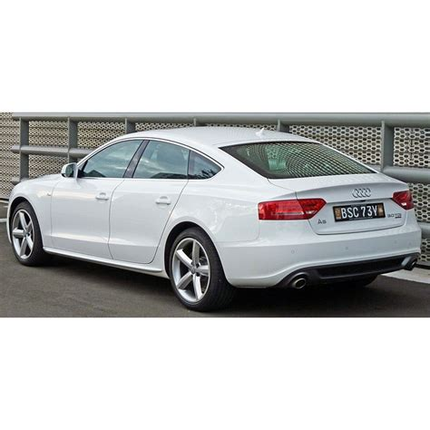audi a5 5 porte audi a5 5 door sportback 2010 to 2016 pre cut car window