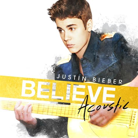 justin bieber album believe 2012 justin bieber reveals cover to his upcoming acoustic album