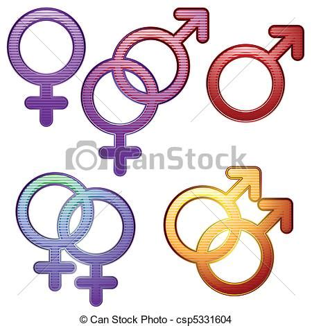 imagenes simbolos de la sexualidad eps vector de s 237 mbolos sexualidad colecci 243 n de