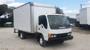 Used Isuzu Box Trucks For Sale 2005 Isuzu Npr Used Commercial Trucks Box Trucks Semi