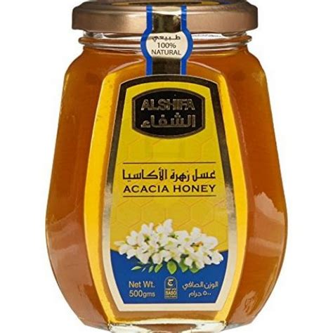 Al Shifa Acacia Honey 125gr al shifa honey acacia 500gm jams jelly cheese