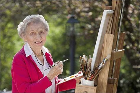 Painting Crafts For Seniors Activities For Seniors