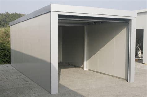 fertig garage fertiggarage typ iso klassik