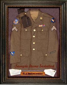 Life Uniform Gift Card - 1000 images about military uniform display on pinterest display case military