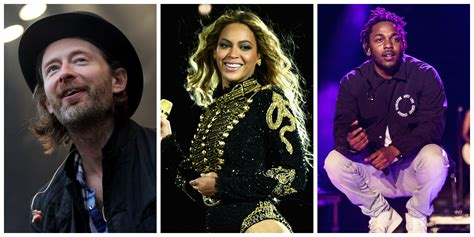 beyonce coachella radiohead beyonc 233 and kendrick lamar to headline