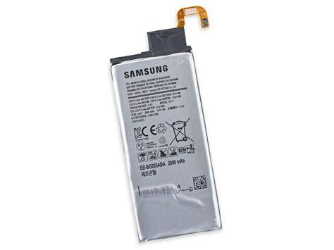 s6 samsung battery samsung galaxy s6 edge gets teardown treatment the battery is buried inside