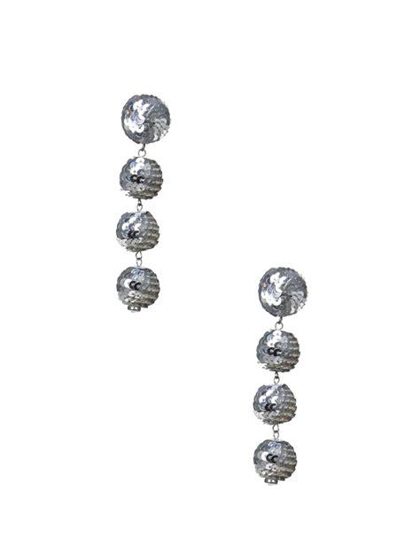 Tasseled Triangle Earrings jardin jewelry style guru fashion glitz