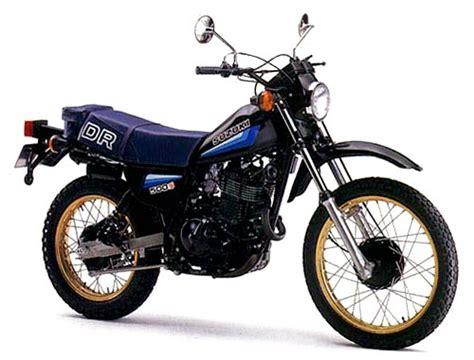 Suzuki Dr500 Suzuki Dr500 1981 1985