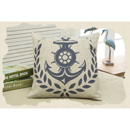 anchor home decor cushion cover pillows home decor anchor crazy sales