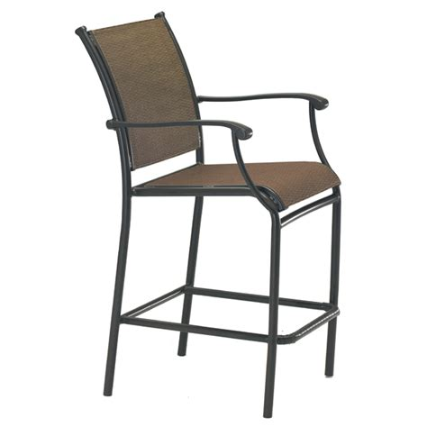 Patio Bar Chair Sorrento Outdoor Bar Stools By Tropitone Free Shipping Family Leisure Family Leisure