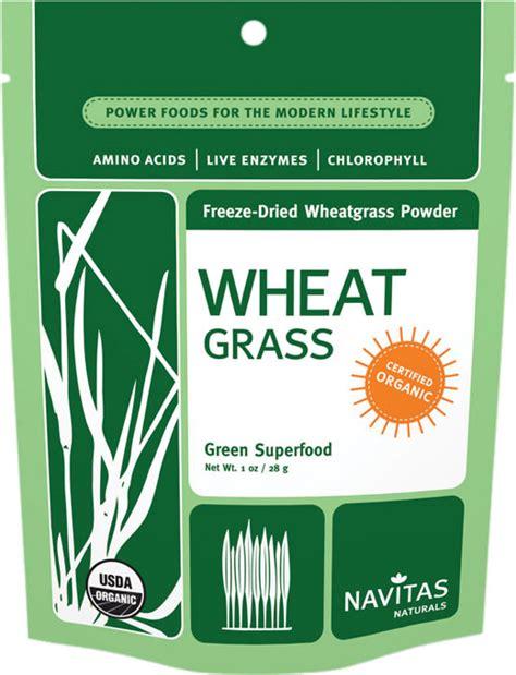 Wheatgrass Detox Test by Navitas Naturals Wheatgrass Powder 1 Oz