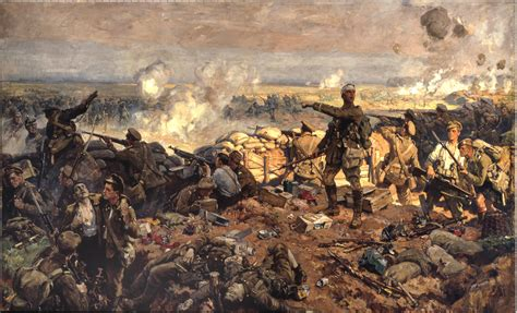 the painter of battles official art the second battle of ypres 22 april to 25 may 1915 canada and the first world war