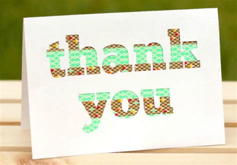 thank you cards for christmas gifts