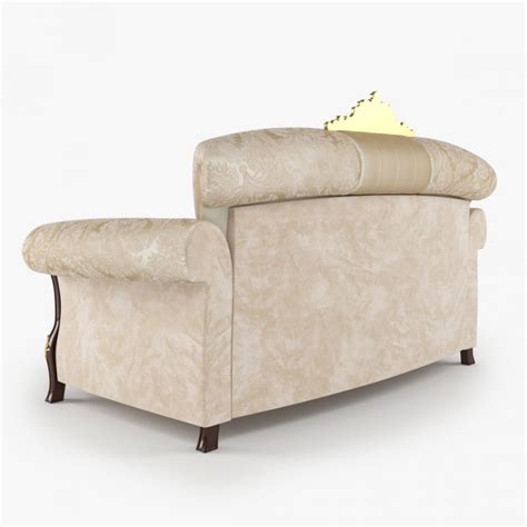 couch ready mix couch barnini oseo 3d model cgstudio