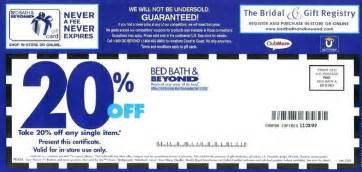 getting valid bed bath and beyond 20 coupon printable