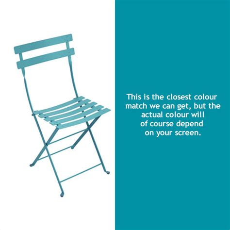 Turquoise Bistro Chair Buy Bistro Chair Metal By Fermob Bistro The Worm That Turned Revitalising Your Outdoor Space